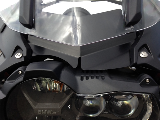 R1200GS(A) LC Stainless Front Deflector 2013>2016 models