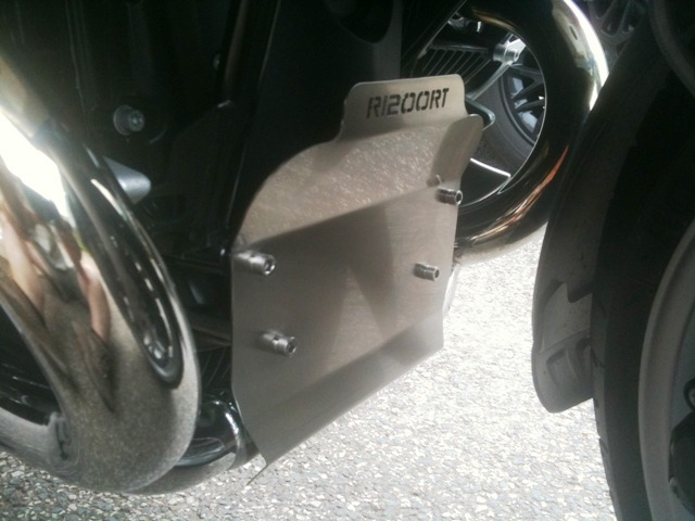 BMW R1200RT Front Engine Protector